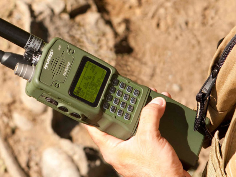 Harris Wins Order for Falcon III Radios in Middle East