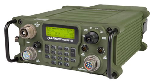 HC $11 M Order from Middle East for Falcon III Tactical Radios