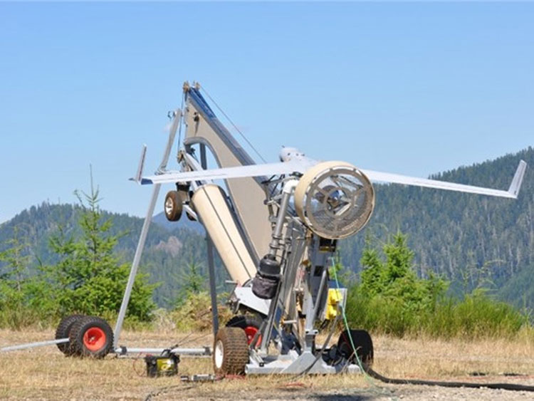 Insitu Conducts Fire Monitoring with Unmanned Aircraft