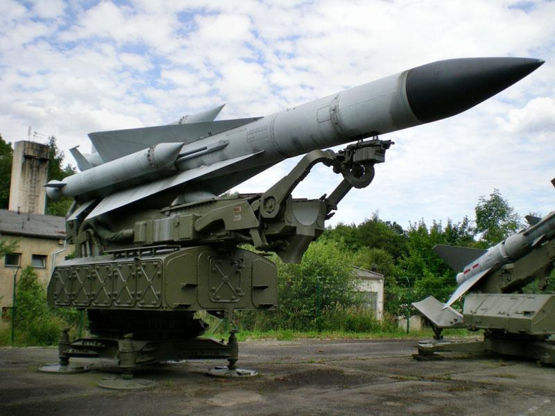 Iran Develop Simulators for S-200, Hag, and Rapier Missile