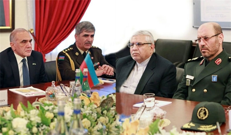 Iran Proposes Joint Arms Production to Azerbaijan