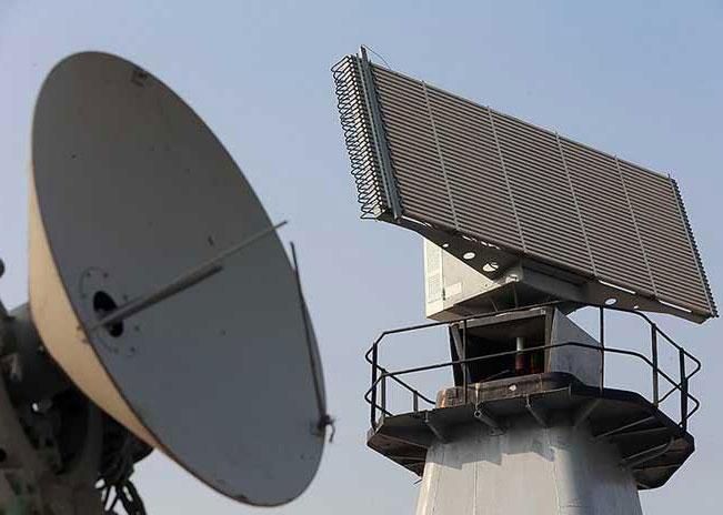 "Iran Tests ""Asr"" Phased Array Radar in Gulf of Aden"
