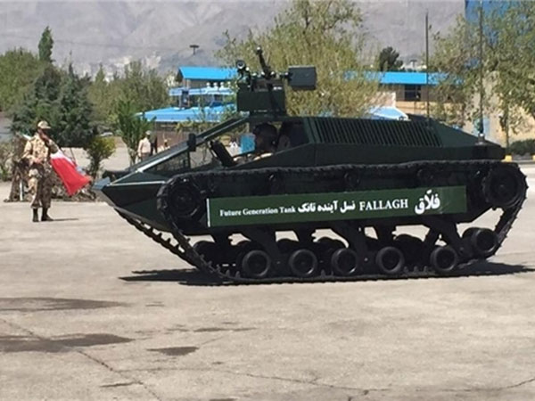Iran Unveils Five New Weapons, Military Equipment