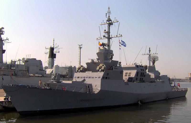 Israeli Navy to Upgrade Entire Combat Surface Fleet