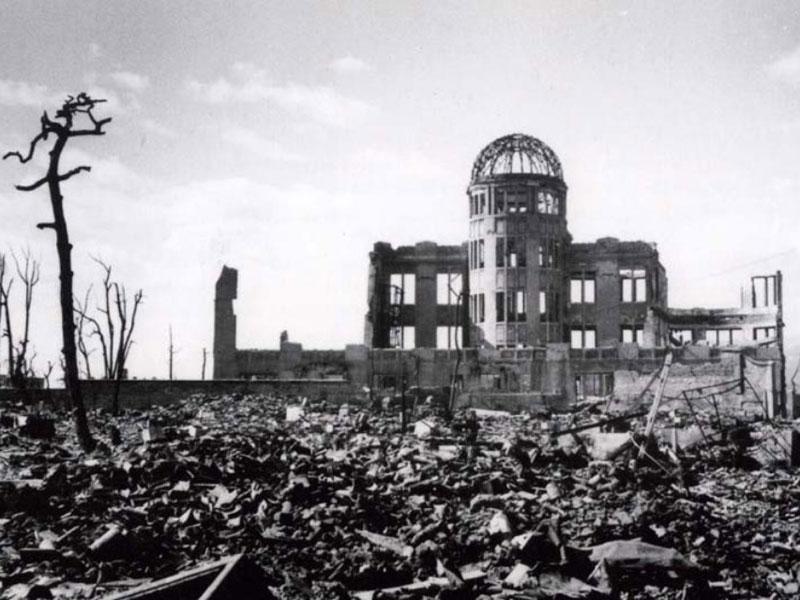 Japan Marks 70th Anniversary of Hiroshima Nuke Bombing