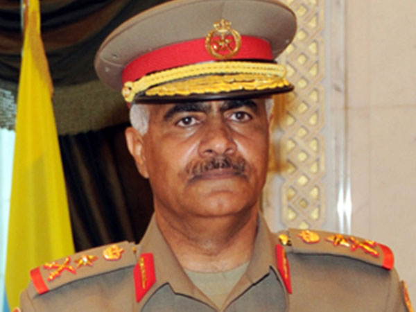 Kuwait Army Chief of Staff Meets Visiting US Commander