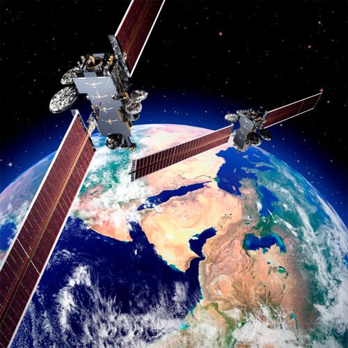 Lockheed Martin to Provide 2 Satellites to Arabsat, KACST