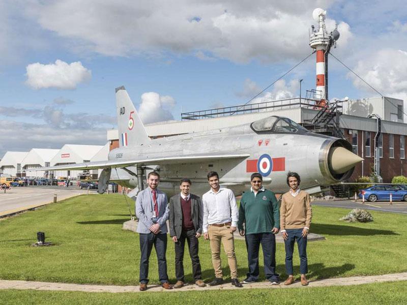 Mubadala, BAE Systems to Develop Future Emirati Talent