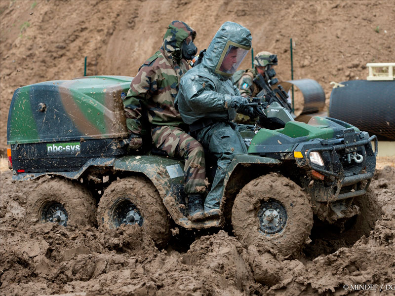 NBC-Sys to Supply CBRN Decontamination Systems to Canadian Army