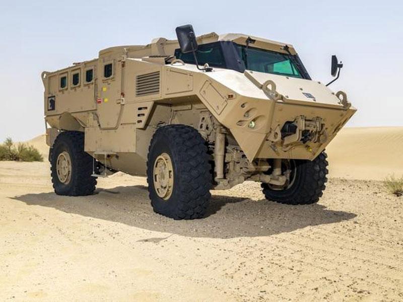 NIMR Automotive Unveils N35 Multi-Role Protected Vehicle
