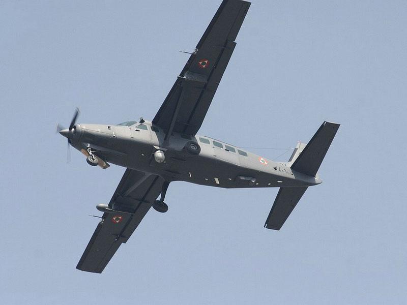Orbital ATK to Modify Lebanon's Cessna Caravan Aircraft