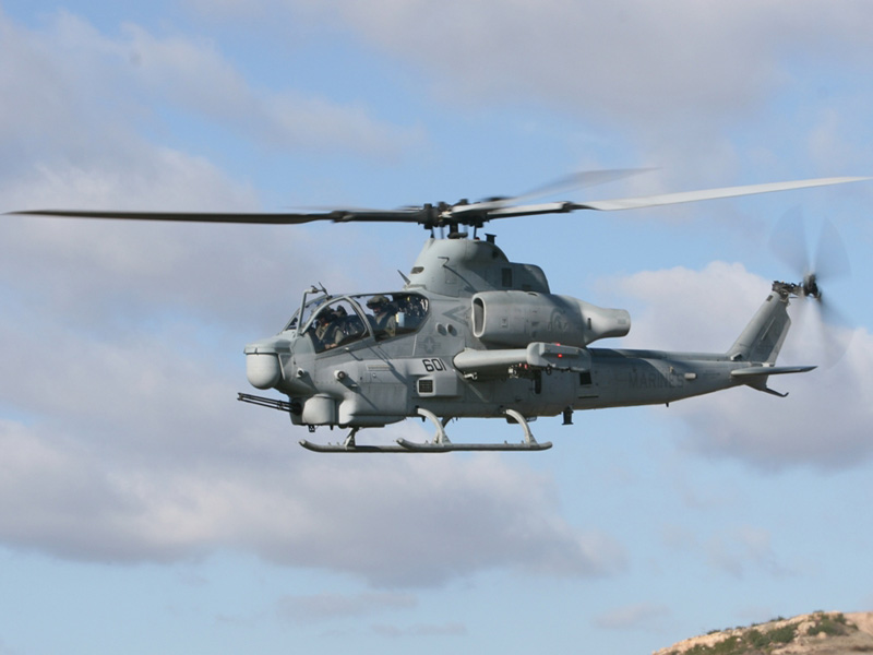 Pakistan Requests AH-1Z Viper Helicopters, Hellfire Missiles