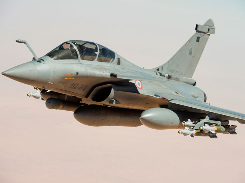 "Qatar, France in ""Final Stage"" for Rafale Jet Deal"