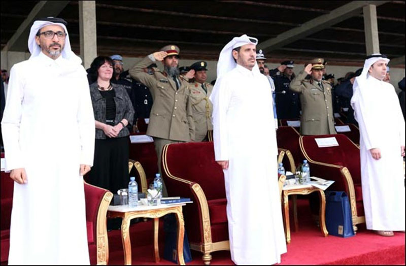 Qatar Prime Minister Inaugurates Police College