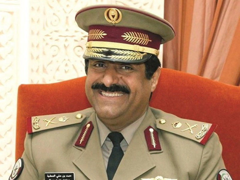 Qatar's Chief-of-Staff Meets Australian Defense Force Chief