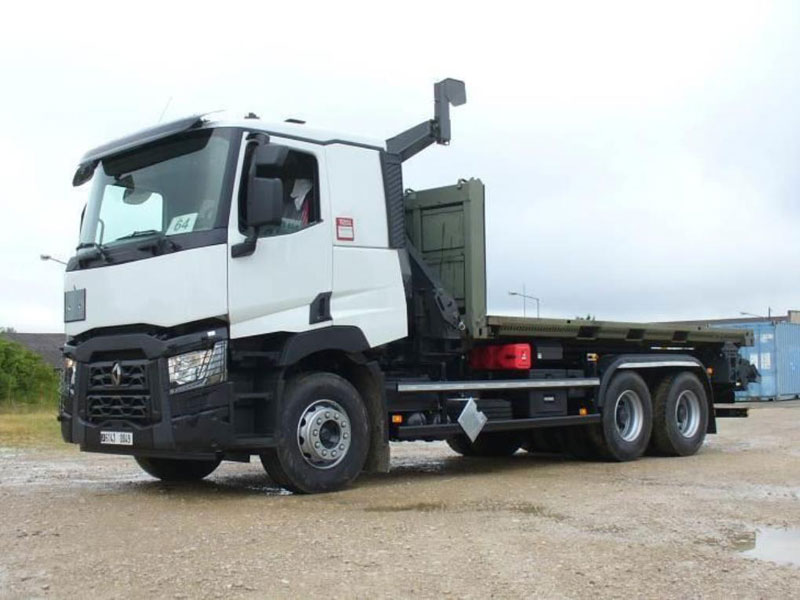 Renault Trucks Defense: Logistics Solutions for Armed Forces