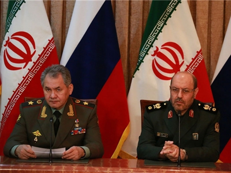 Russia, Iran Sign Major Military Cooperation Deal