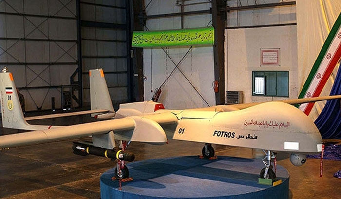 Russia Seeks Iranian Drone Technology