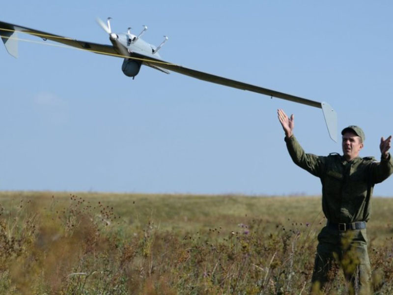 Russian Army to Receive New EW Drones by Year-End