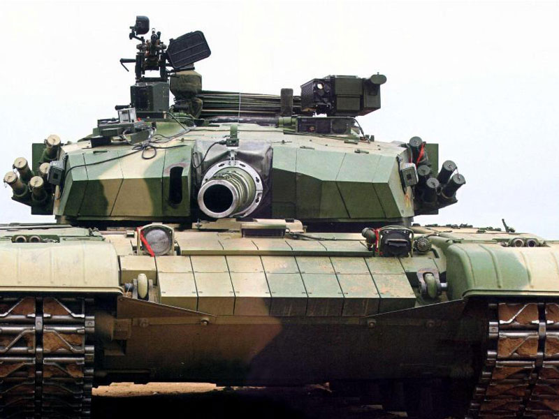 Russian Defense Ministry to Upgrade T-90 Main Battle Tanks