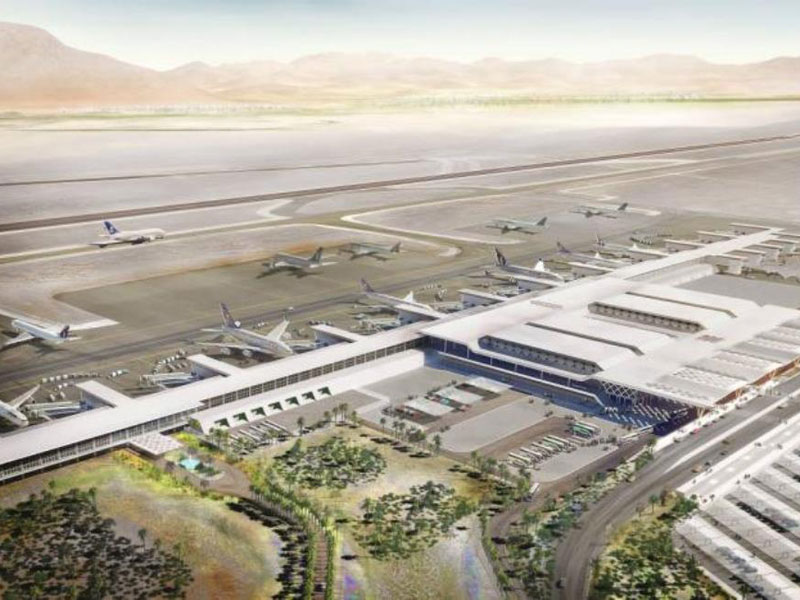 Saudi Arabia Launches $1.2 Billion Madinah Airport