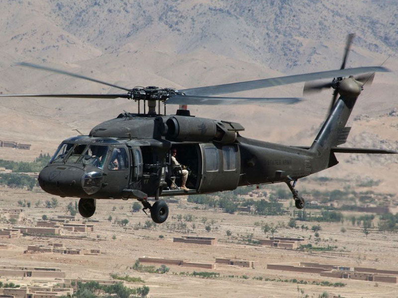 Saudi Arabia Requests 9 UH-60M Black Hawk Helicopters