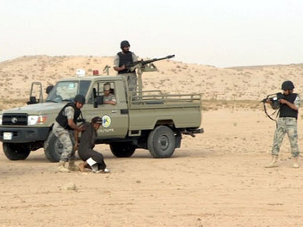 Saudi Internal Security Forces Conclude Homeland 85 Drill