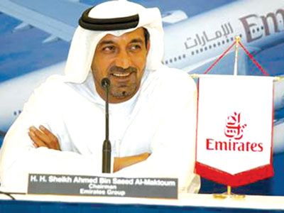 Sheikh Ahmed Al Maktoum to Patronize ATC Global 2015