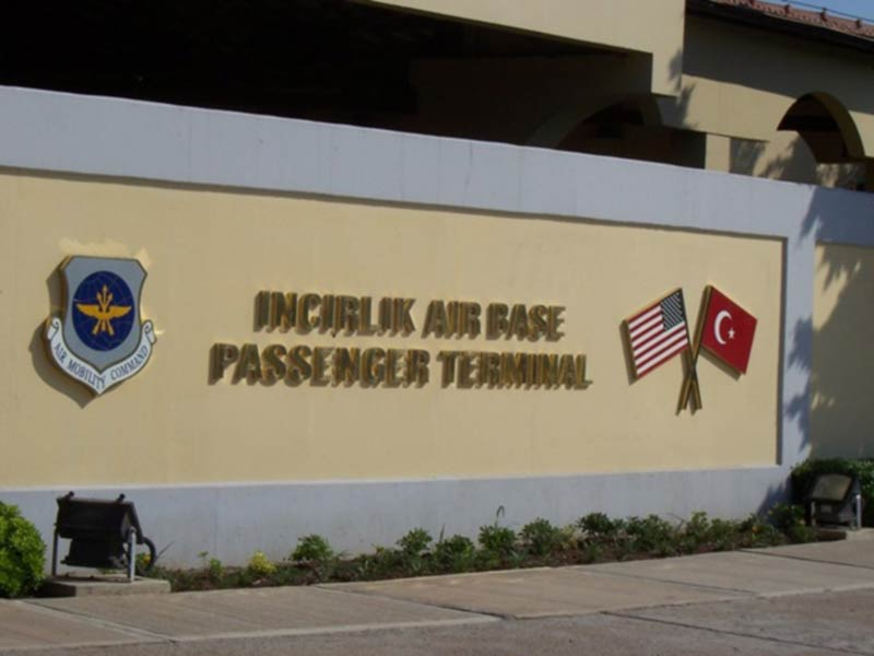 Turkey Opens Air Bases to US Campaign Against ISIL