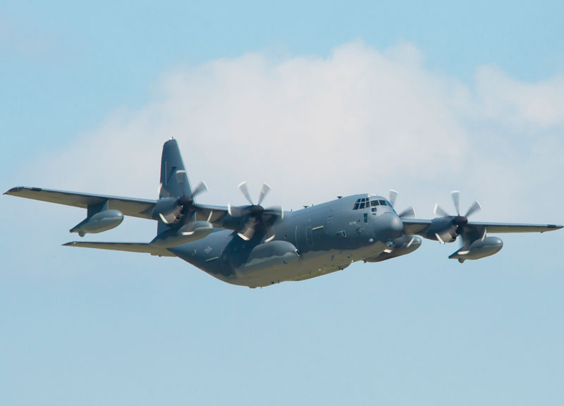 U.S. Air Force Receives Additional MC-130J Commando II