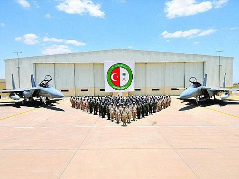 U.S., Turkish Airmen Train in Anatolian Eagle Exercise