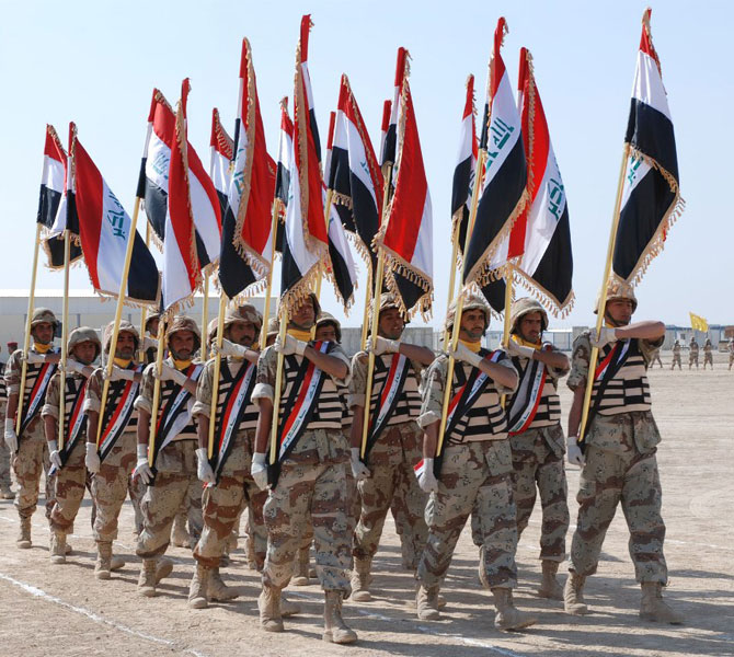 US Starts Training Iraqi Forces Against ISIL