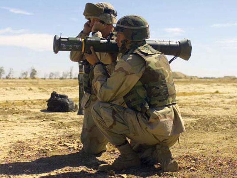 US to Deliver 1,000 Anti-Tank Weapons to Iraq Early June