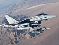 BAE Outlines Eurofighter Capability