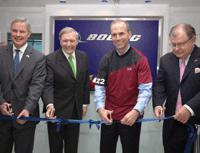 Boeing Opens Office in Qatar