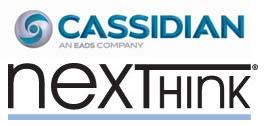 Cassidian-NEXThink Cooperate on Cyber Security