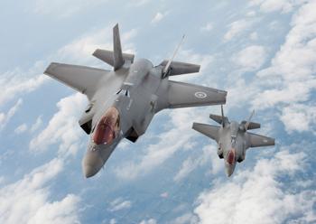 F-35 Program Reaches Flight Target