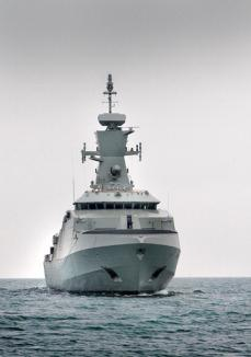 First Sea Trials for Omani Corvette