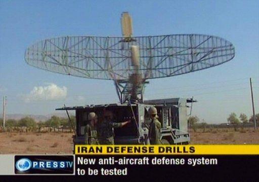 Iran Moves Radar to Syria