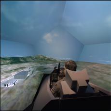 The KAF F/A-18C simulators feature Link