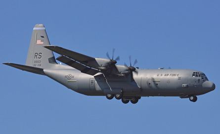 Oman: Support & Training for 2 C-130J-30s