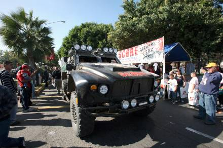 Oshkosh at the 43rd Tecate SCORE Baja 1000