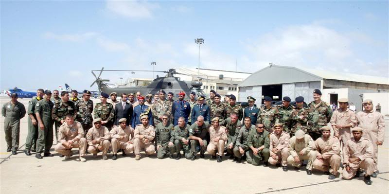UAE Delivers 3 Puma to Lebanon