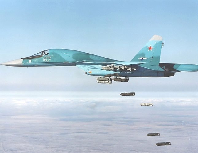 Su-34 Hellduck Strike Fighter to Fly Faster and Higher