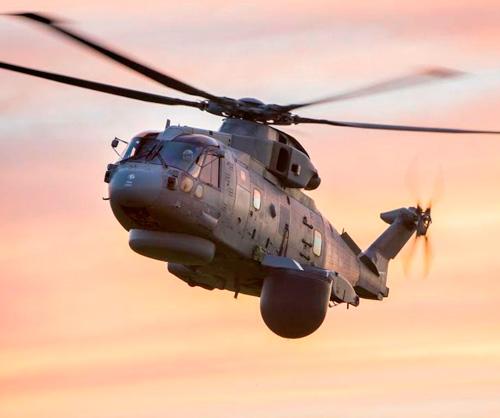Thales at the Heart of Royal Navy Fleet Protection