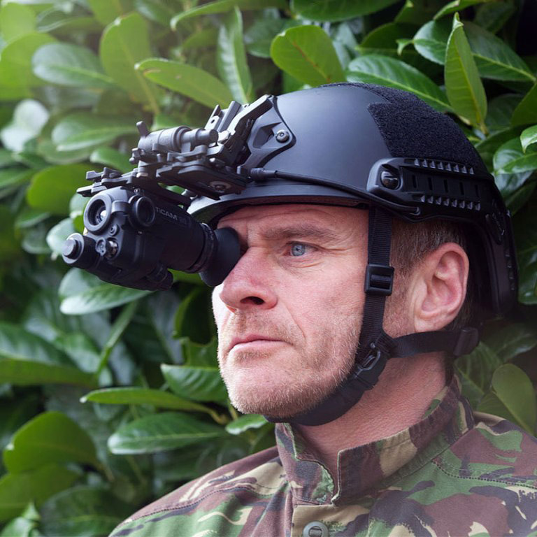 TiCAM 90 Helmet Mounted Thermal Night Vision