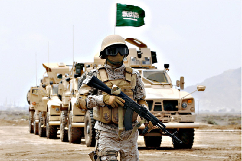 Twenty Nations Start Largest Military Drills in Saudi Arabia