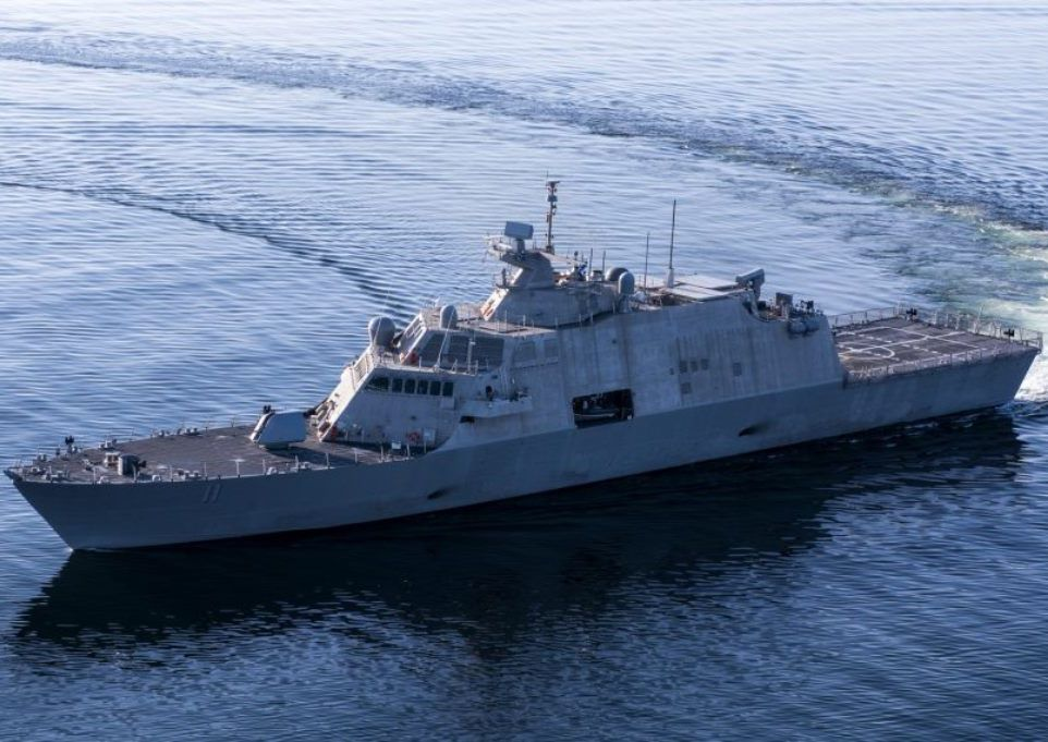 U.S. Navy Takes Delivery of Two New Littoral Combat Ships