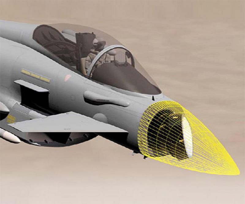 Airbus to Supply 115 Eurofighter Captor-E Radars to Germany, Spain