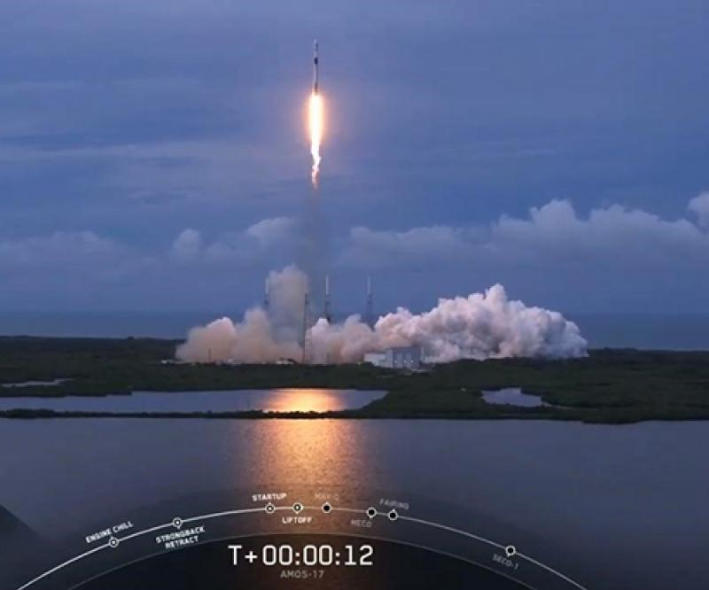 Boeing-Built Satellite to Bring Affordable Broadband to Africa, Europe, Middle East